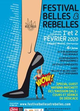 "Festival de Danse et fitness ""Belles et Rebelles"""
