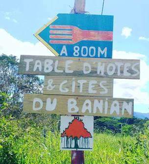 La Table du Banian - Table d'hôte