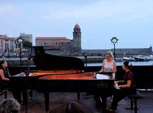 Festival de piano - concours 3 candidats (27, 28 ou 29 Juin)