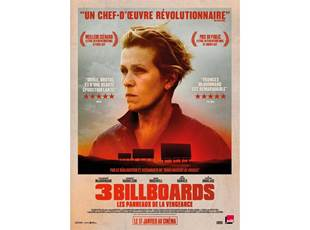 Movie Club - 3 Billboards, The Panels of Revenge