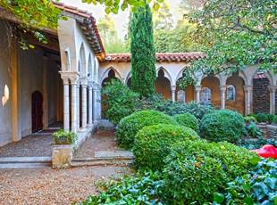 CLOISTER OF DOMINICANS