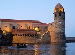 Visite guidée Collioure et son patrimoine religieux