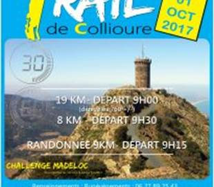 Trail de Collioure - Animations Collioure