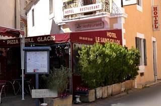 Hôtel Le Saint Gillois