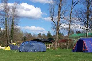 Mas de plaisance camping à la ferme