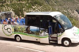 Causses et Cévennes Tours - Transcévenol