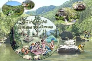 Bivouac du Vallon des Sources