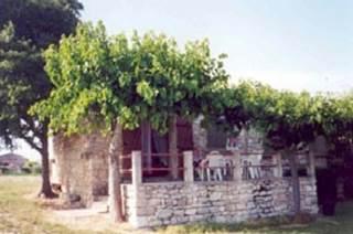 Maison avec vue sur le Mont Ventoux