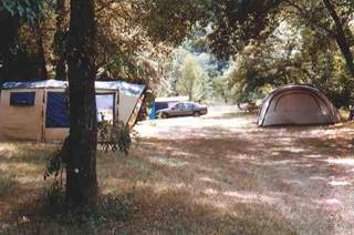 Camping Aire Naturelle