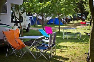 Camping à la Ferme Les Coudurières