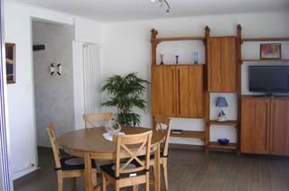 Appartement avec vue sur port de pêche au Grau du Roi