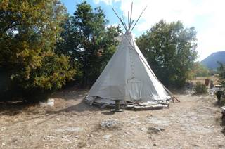 Camping à la ferme le nouveau mas