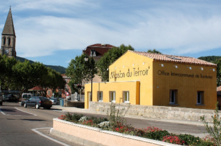 Cévennes Tourisme - Bureau de La Grand'Combe