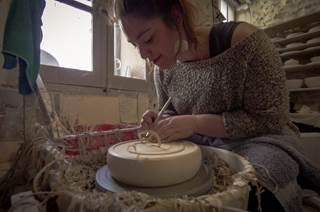 Village métiers d'art à Saint Quentin la Poterie