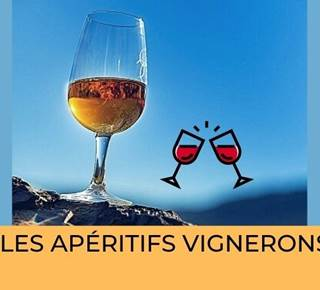 Winegrowers aperitifs