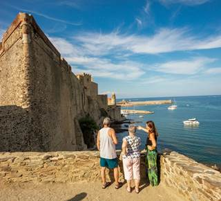 COLLIOURE, AT THE HEART OF HISTORY