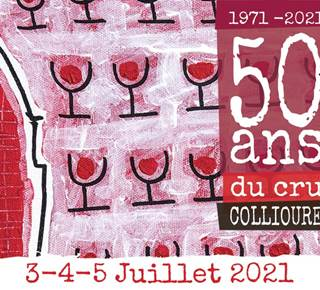 Fiftieth anniversary of the Collioure cru