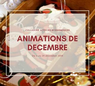 December animations
