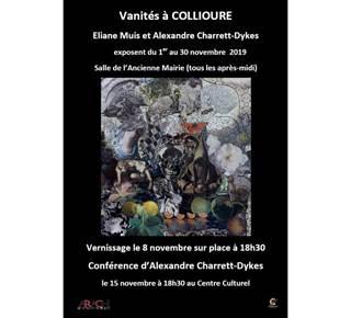 Exhibition Vanities in Collioure
