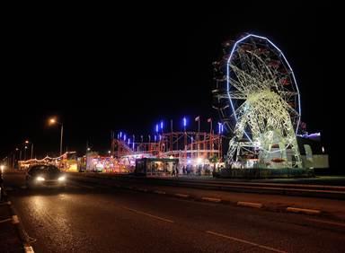 Parc d'attraction Port Leucate