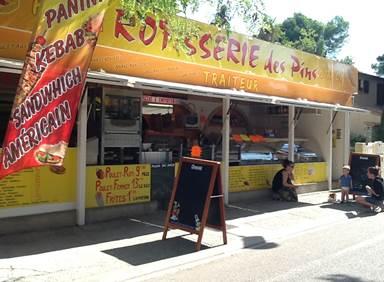 La Rotisserie des Pins