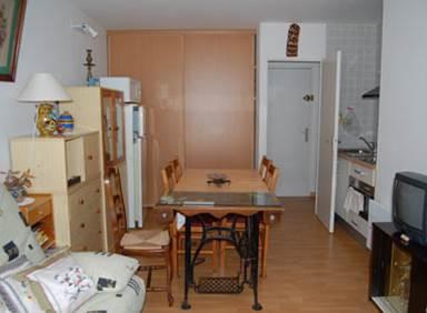 Appartement / 4 personnes / TERRASSES DE LA MEDITERRANEE 1