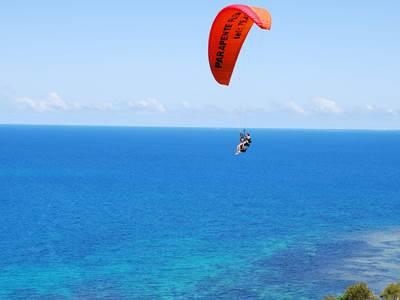 """Paragliding """"Parapente Plein Vent"""""""