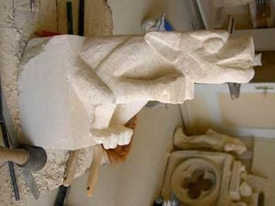 Stages découverte et initiation taille de pierre