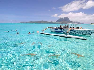 Lagoon Service Bora Bora
