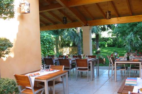 Restaurant Les Aubades ©