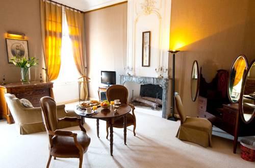 hôtel château d'arpaillargues ©