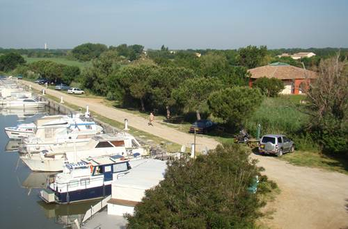 Port de plaisance Gallician ©