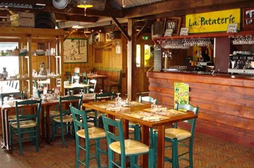Restaurant La Pataterie Alès ©