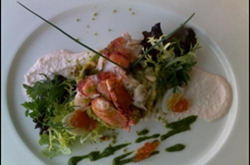 Restaurant LE SPLENDID Plat ©