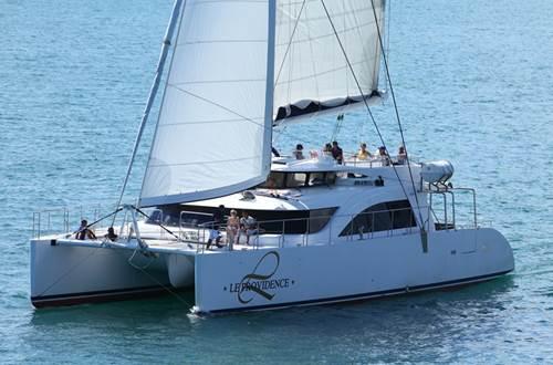 Catamaran Le Providence ©