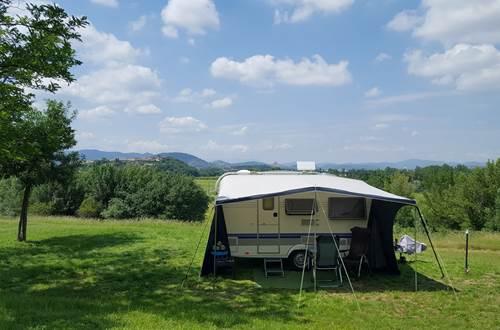 Camping avec vue ©