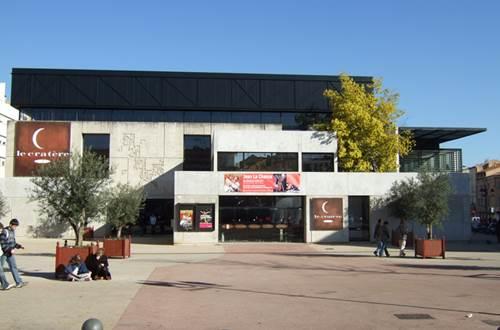 Théâtre Le Cratère ©