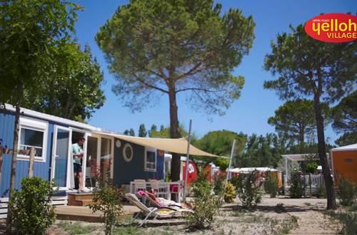 Camping Yellow Village ©