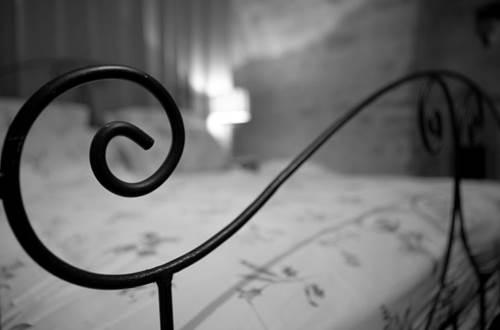 BARTHELEMY Marie - chambre luna détail lit © BARTHELEMY Marie