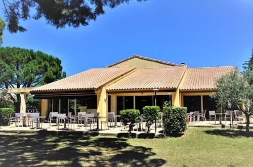 Restaurant Le Mas de l'Olivier ©