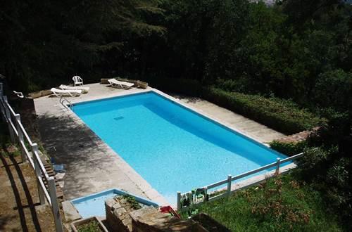 DOMAINE DE SAINT PANCRACE piscine du domaine ©