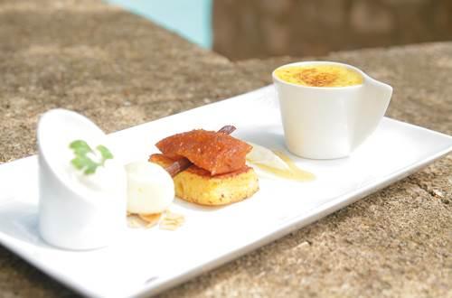 restaurant le castellas ©