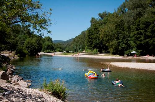 camping cevennes provence 2 ©
