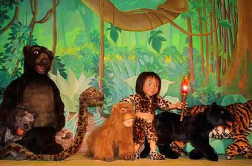 Festival Marguerite - Le livre de la jungle ©