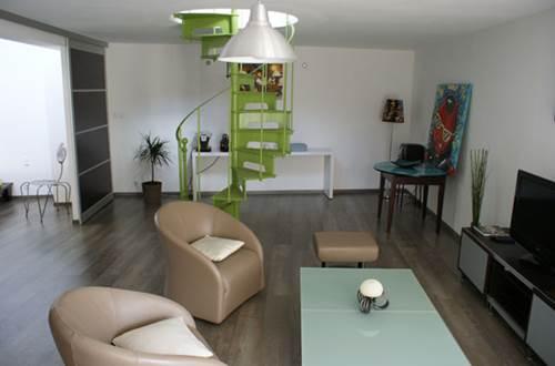 chambre hotes uzès art loft ©