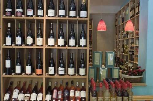Sélection de vins boutique Terroirs © Terroirs