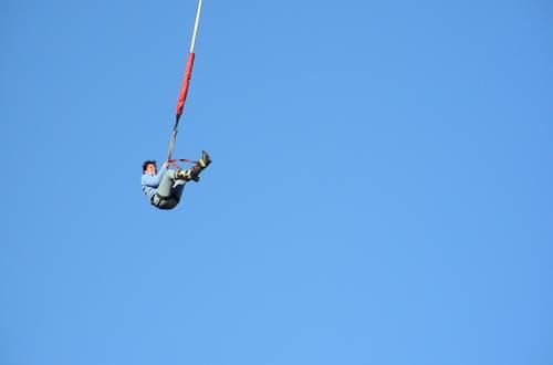 saut elastique ©