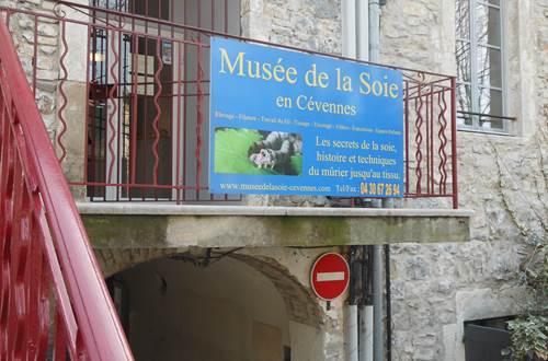 Musée de la Soie ©