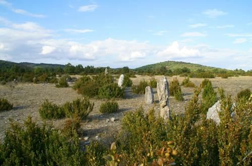 Causse de Blandas dans le Gard ©