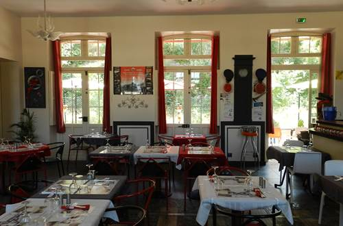 Restaurant l'Ancienne Gare ©